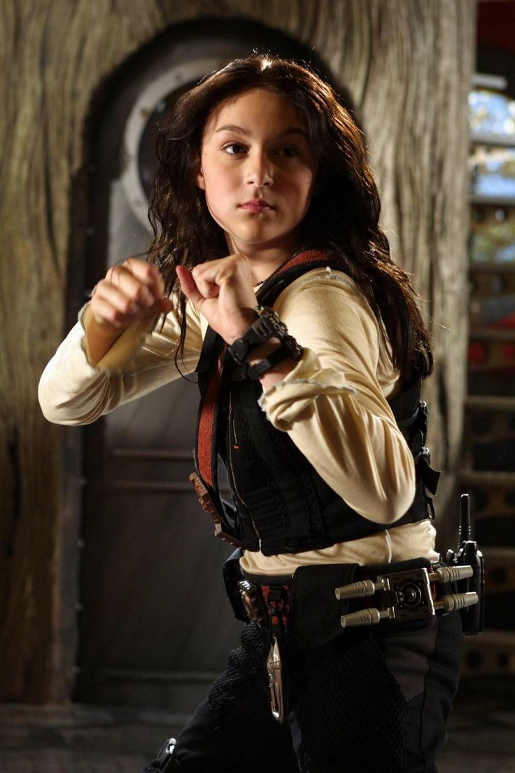 Carmen From Spy Kids (Alexa Vega)
