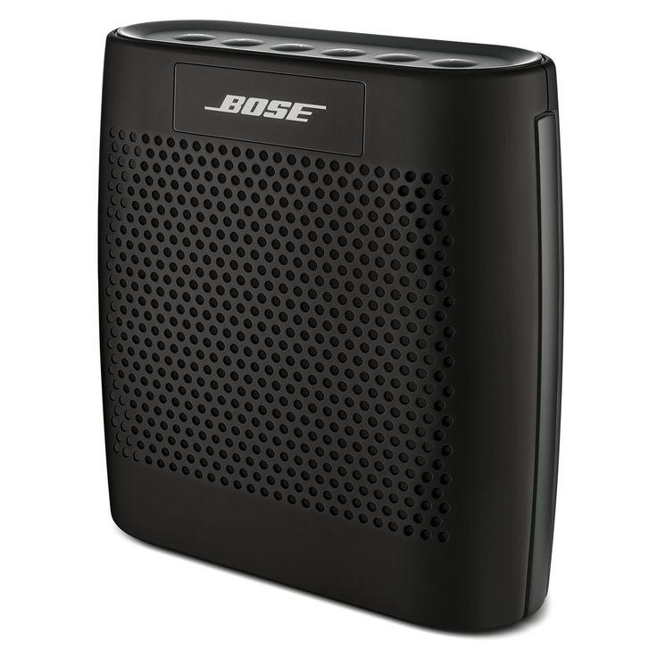 Amazon.com: Bose SoundLink Color Bluetooth Speaker (Black): MP3 Players & Accessories