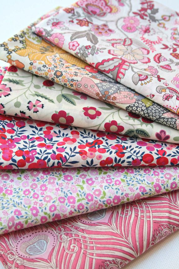 Liberty of London Tana Lawn- LOVE LIBERTY OF LONDON FABRICS!!!!
