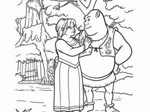 Shrek   Színezővilág