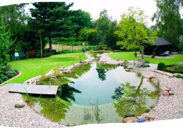 Budowa stawów kąpielowych - Oczka wodne OASE Polska, filtry, akcesoria