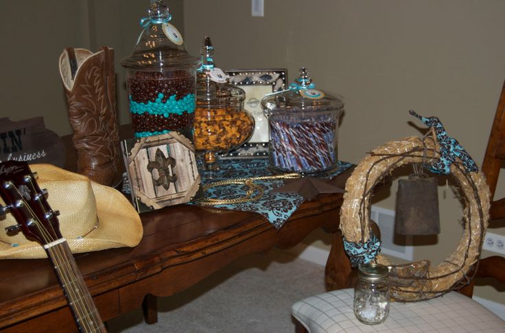 Capture Our Lives: Sweet 16 Country Western Party