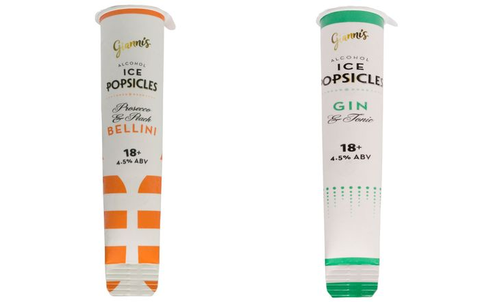Aldi has just launched alcoholic ice pops – and we're obsessed
