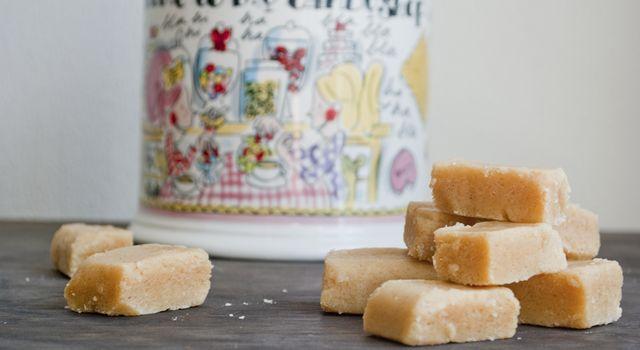 Vanille fudge makkelijk zelf te maken!