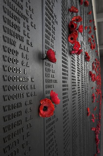 Photograph of Australian War Memorial. Such a beautiful shot.