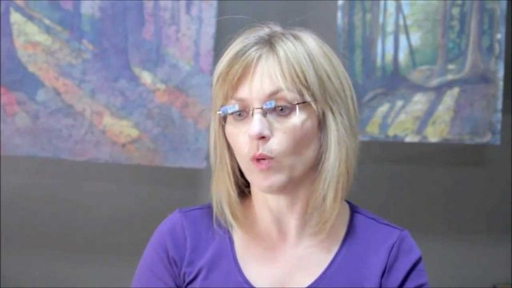 Interview with artist Krista Hasson for the tv show Studio Tour