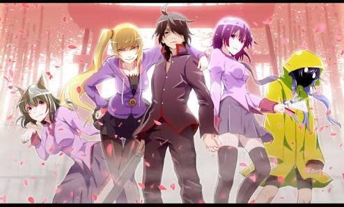 Monogatari Series: Kizumonogatari Trilogy Announced, Kizumonogatari I: Blood and Iron January Release - Crossmap…