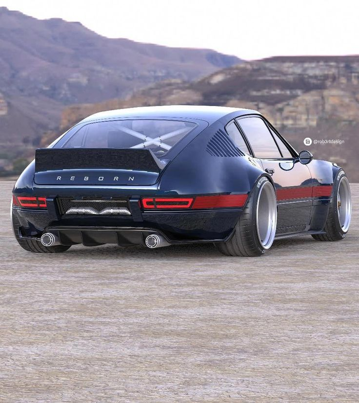 VW SP2 – REBORN Six Flat Six 4.0 Aspirated – 500 PS bei 9.500 U / min. Die Renaissance …   – Fahrzeuge / Automobiles