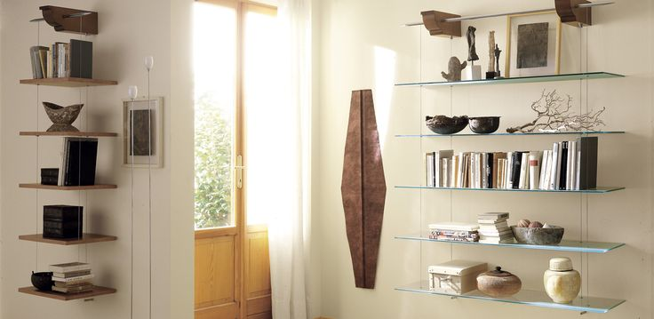 NUVOLA bookcase by Cattelan Italia - Via Designresource.co