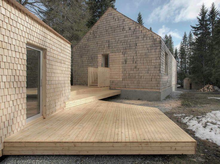 Casa em Dikehaugen / Arkitekt August Schmidt