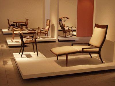 Sam Maloof Furniture  thenorthelevationblogspot