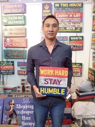 Dari 'Kata-kata', Produk Buatan Pria Ini Laku Terjual Sampai Rp 5 Jutaan