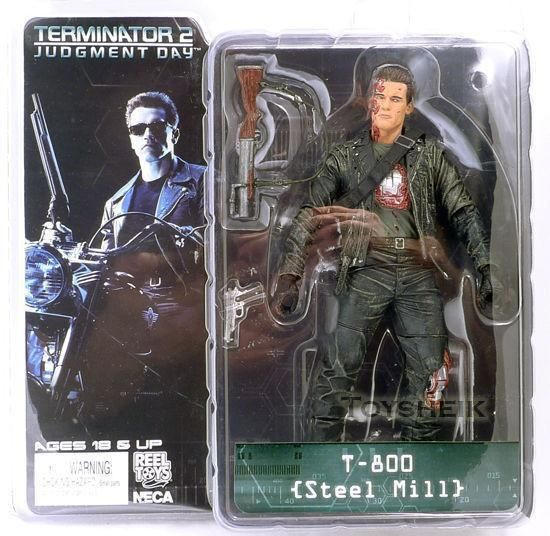 18cm The Terminator 2 Action Figure