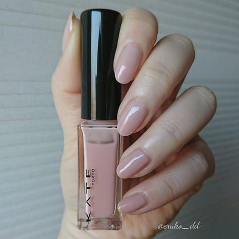 すっぴん爪より断然キレイ♡指を美しく見せる桃色ポリッシュ