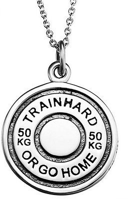 #Bodybuilding necklace #weightlifting #jewellery ,  View more on the LINK: http://www.zeppy.io/product/gb/2/111933711416/