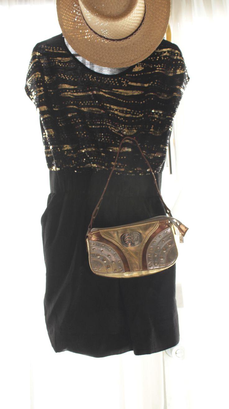 brand new #blackdress bling bling dress. need new owner