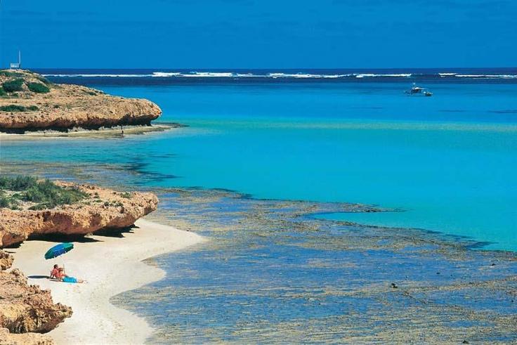 Paradise Beach near Coral Bay