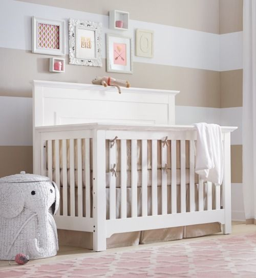 SWEET AS A BABY: Rock A Bye Baby In An Inviting Room Of