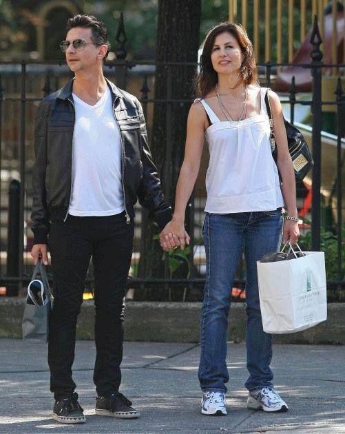 Dave and Jennifer