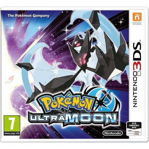 Superb Pokémon Ultra Moon 3DS Now At Smyths Toys UK! Buy Online Or Collect At Your Local Smyths Store! We Stock A Great Range Of Coming Soon - Nintendo 3DS At Great Prices.