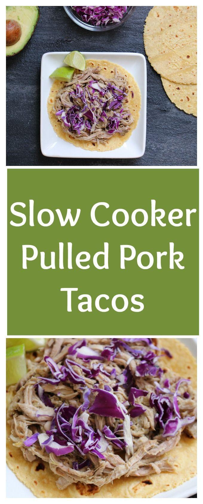 ... Pulled Pork for Tacos | Recipe | Pulled Pork Tacos, Pork
