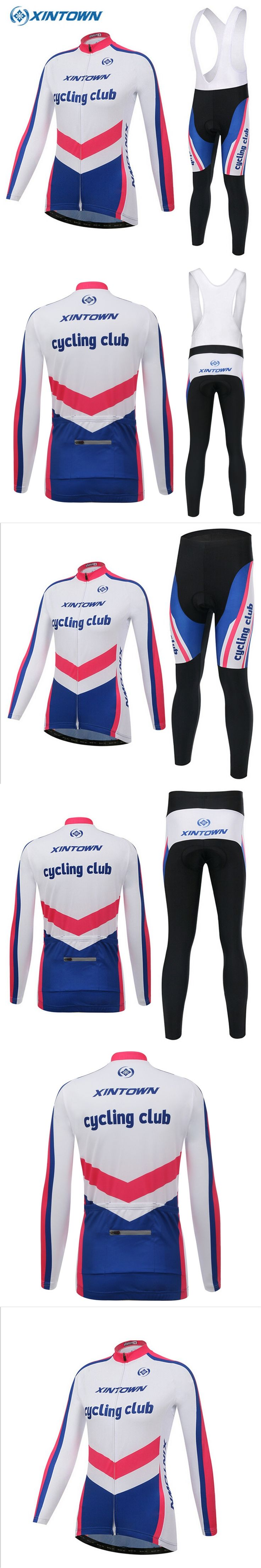 2017 Plus Size Women Long Sleeve Cycling Sport Clothing MTB Bike Bicycle Jersey Jacket Ciclismo Bicicleta Hot Sale