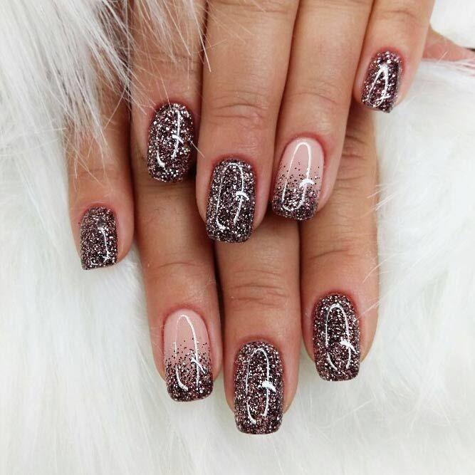 30 Graduation Nails Designs, um sich wie eine Königin zu fühlen – Madame Frisuren