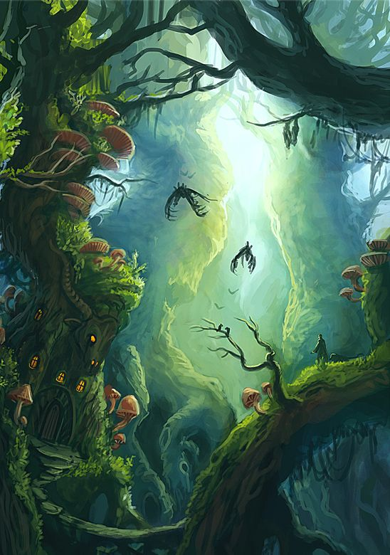 1giant_forest_by_sedeptra-d4gsijq