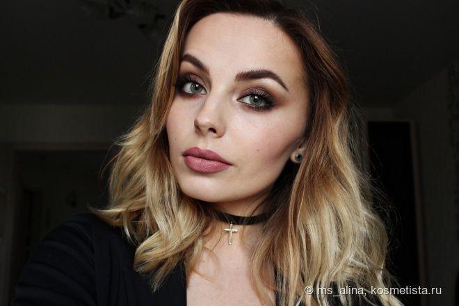 Осенний макияж с палеткой Too Faced Chocolate Bar — Ms.Alina Beauty Addict — Косметиста