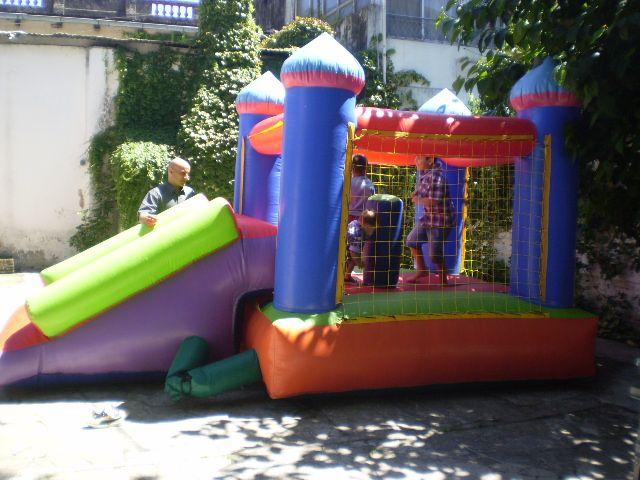 Inflables y Juegos -  Sector Infantil