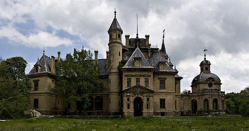 Schossberger Castle - Tura - More palace