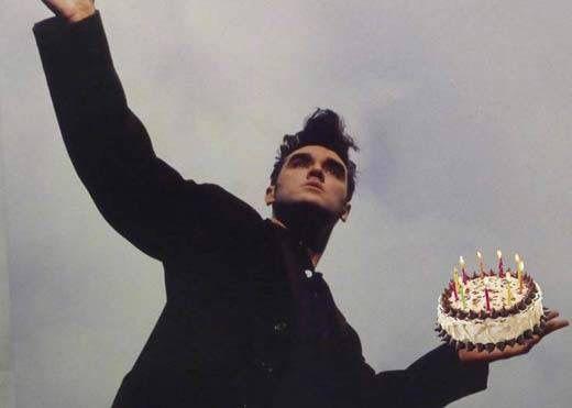 Morrissey Unhappy Birthday – Morrissey Birthday Card