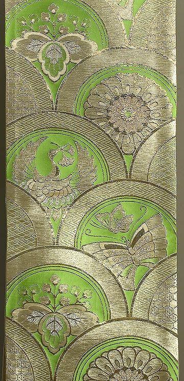 indigodreams:  annajungdesign:  japanese fukuro obi