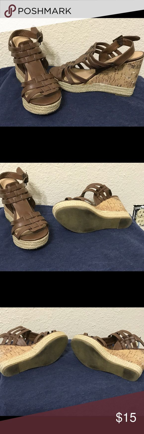 Strapped wedge Cute summer wedge Maurices Shoes Wedges