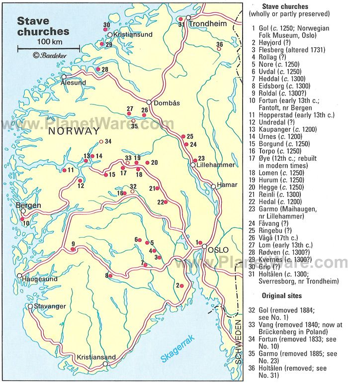 Best STAVE KIRKE Images On Pinterest Norway Altars And - Norway valdres map
