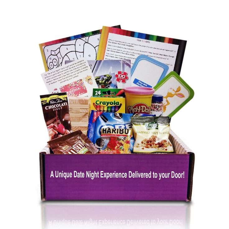 "July Date in a Box: ""Be a Kid Again"""