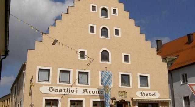Hotel-Gasthof Krone - #Hotel - $66 - #Hotels #Germany #Greding http://www.justigo.co.uk/hotels/germany/greding/gasthof-krone-greding_204931.html