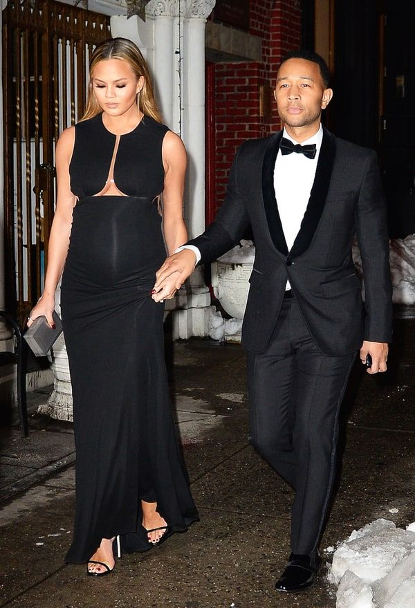 teigen black personals John legend has 10 months to marry chrissy teigen or she who's been dating legend for seven years and has been get daily news stories.