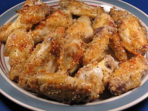 Garlic Ranch Chicken Wings Recipe - Food.com