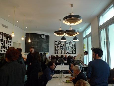BAL CAFE / Brunch / place de clichy / 6 impasse de la Défense,75018  01 44 70 75 56. Wed–Sat, 10 a.m.–11 p.m.  Sun, 10 a.m.–7 p.m.