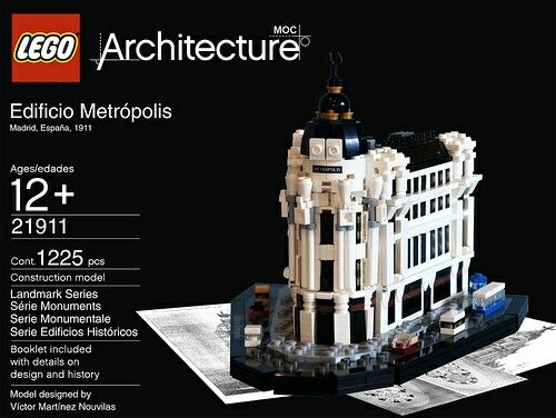 13 best lego architecture images on Pinterest   Lego architecture ...