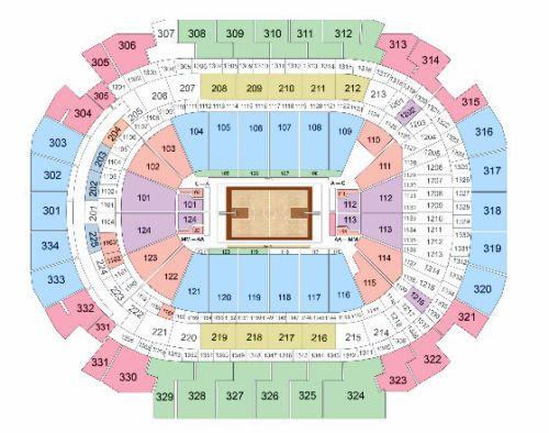 Dallas Mavericks vs. Los Angeles Clippers Floor Tickets section 105 row cc seats