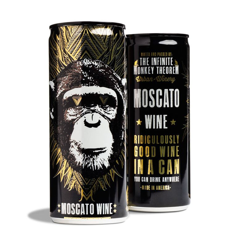 The Infinite Monkey Theorem is an urban winery with a lot of love and grit  to give. Drink our wine in a can, bottle, and keg anywhere and everywhere.