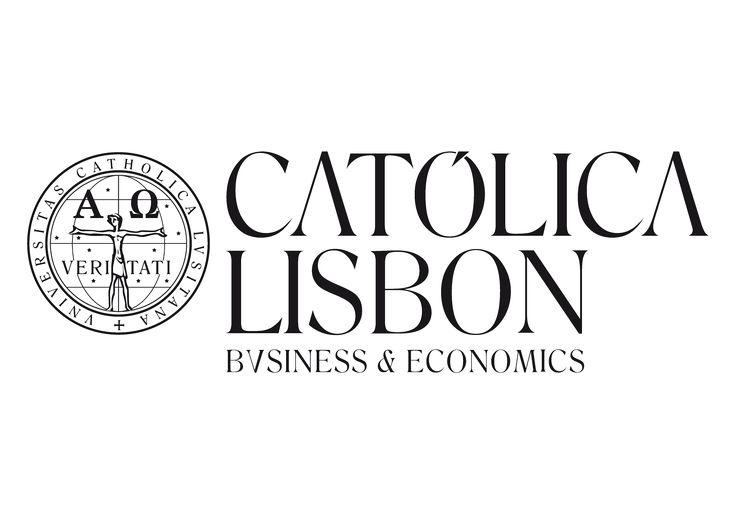 Logo : Católica Lisbon School of Business & Economics - Universidade Catolica Portuguesa