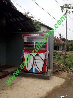 Mesin Pertamini Pom Bensin Mini Generasi Terbaru  Source : http://www.azril-zulfadlhi.com/2015/08/mesin-pom-bensin-mini-generasi-terbaru.html