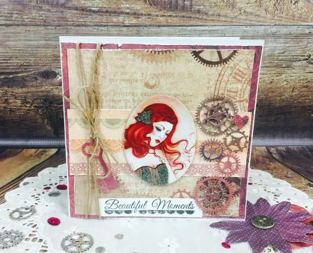Learn to make this pretty card with our #tutorial using the #new @SantoroLondon #Willow range http://bit.ly/1FEdvI3