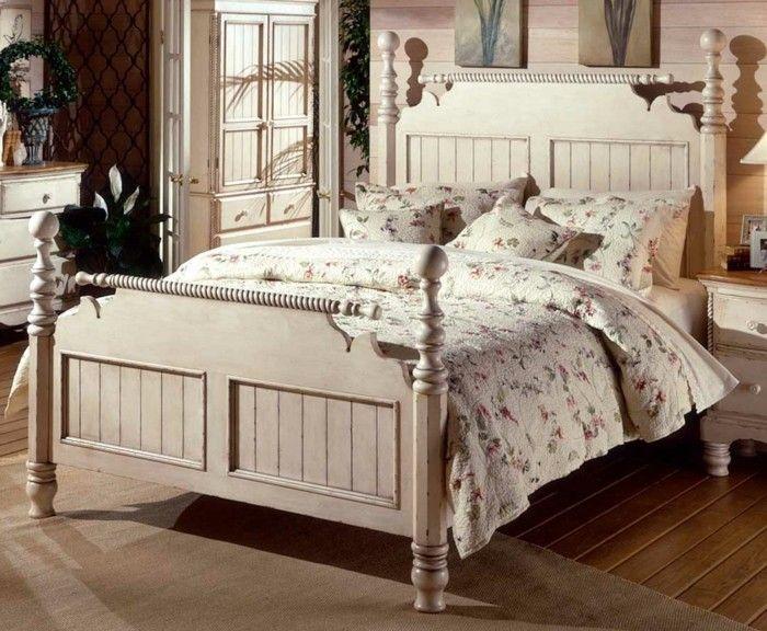 14 best chambre vintage images on Pinterest | Bedroom vintage ...