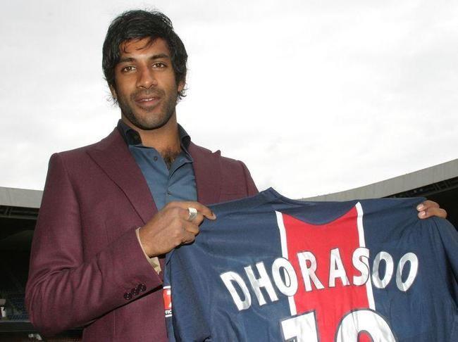 Vikash Dhorasoo signe au PSG