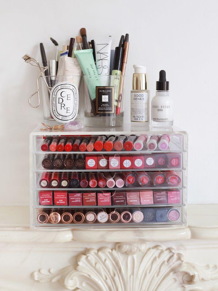 Muji Makeup Organizer Custom 19 Best Make Up Muji Organizers Images On Pinterest  Makeup Inspiration