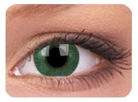 Lentille de couleur Basic Green